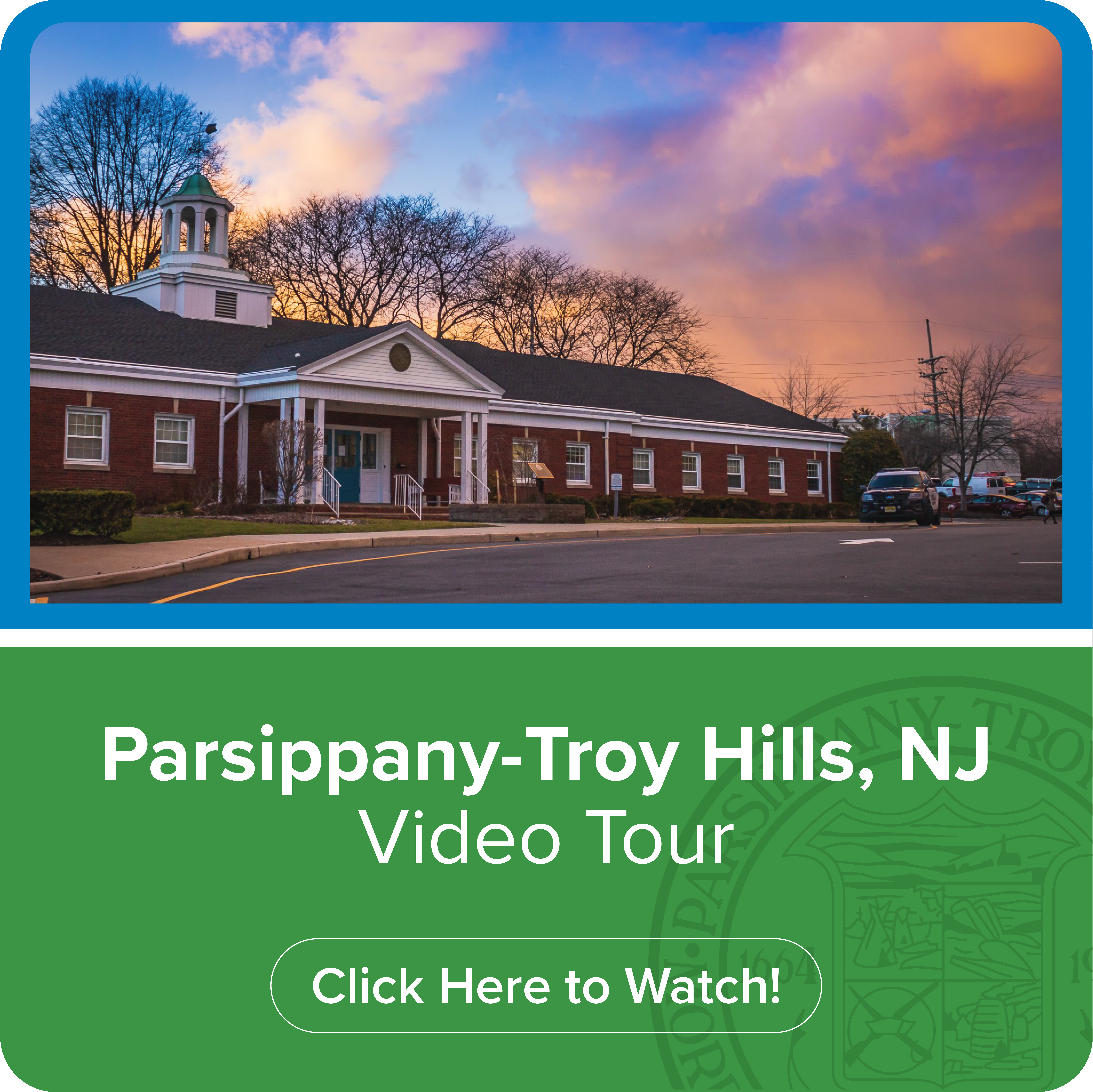 Parsippany-Troy Hills Video Tour