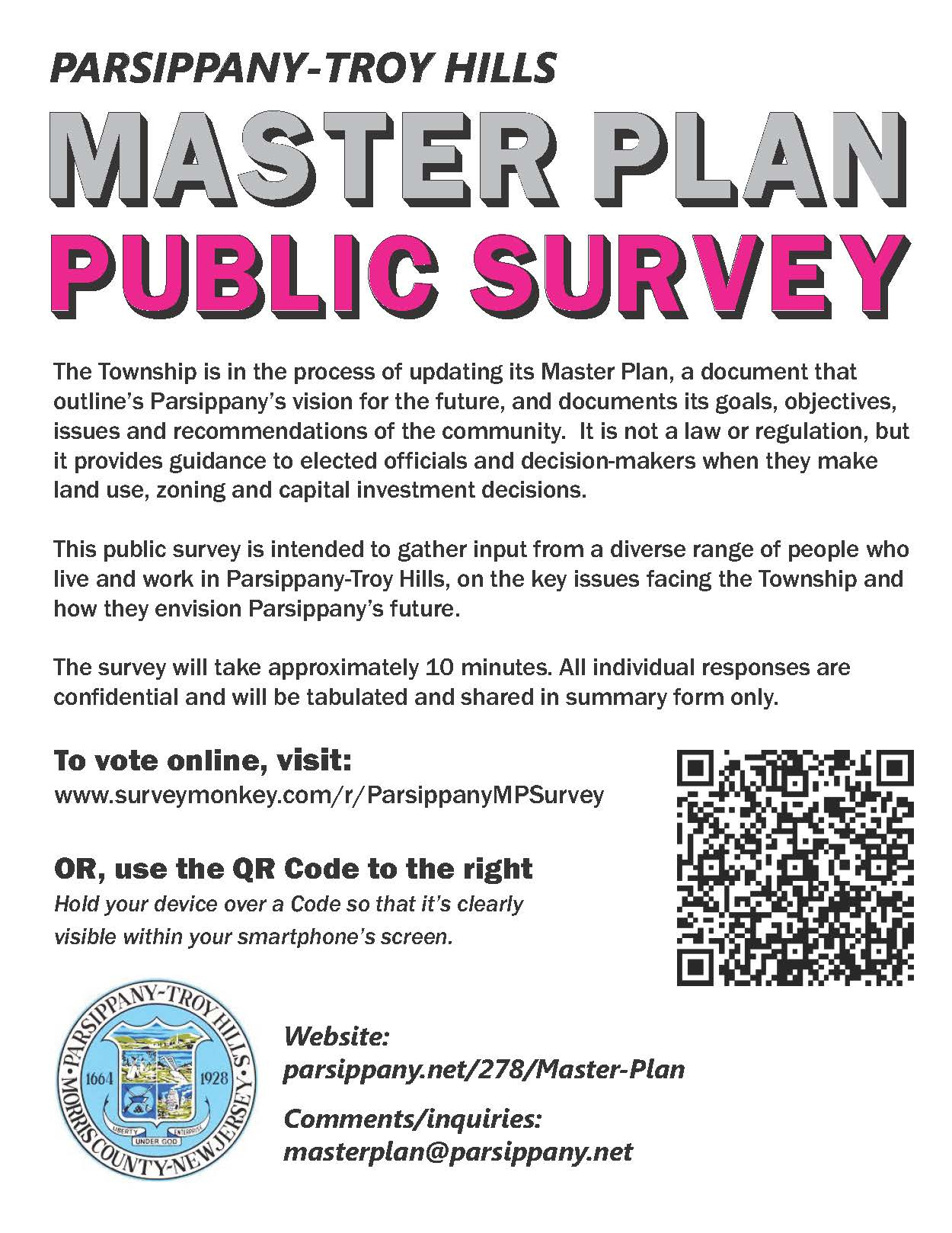 Survey Flyer